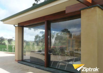 Ziptrak® Outdoor Blind