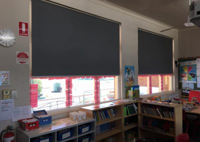 Block Out Blinds at St Joseph's School