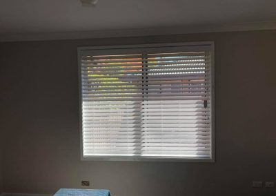 PVC 63mm Venetian Blinds
