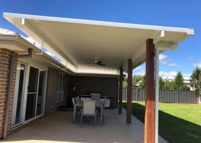 Shademaster Patio installed in Tamworth