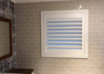 Plantation Shutters installed by North West Shutters